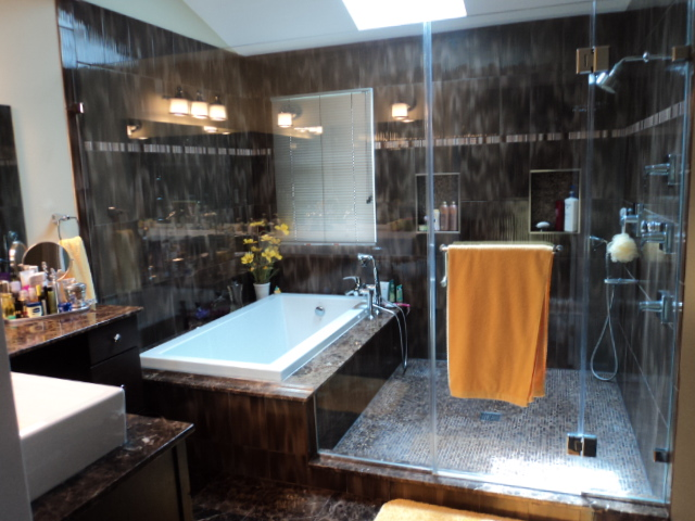 Long island bathroom remodeling long island bathroom design for Custom bathroom renovations